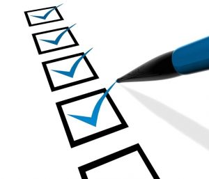 Checklist for Amending your revocable trust